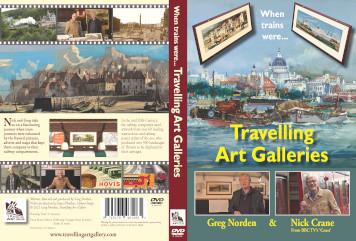 Travelling Art Gallieries DVD