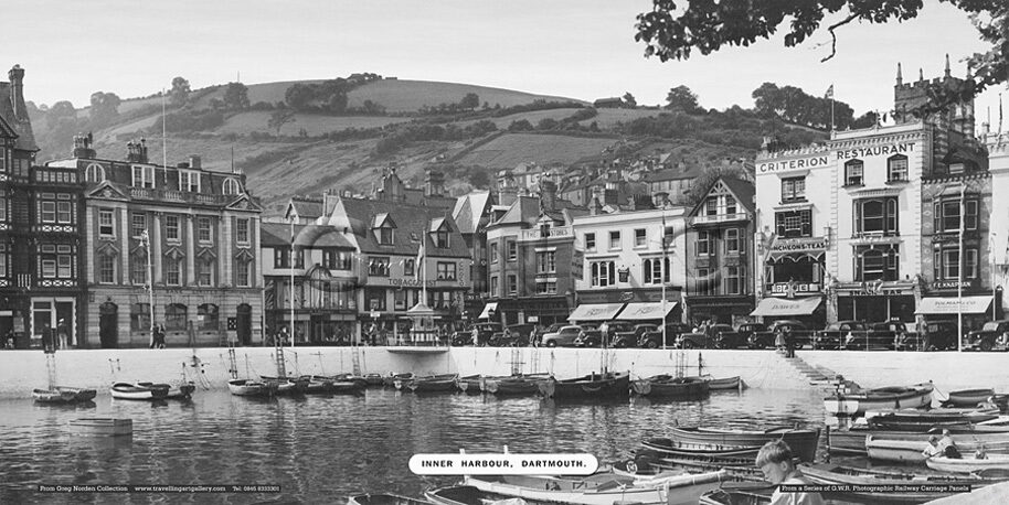 Dartmouth, Inner Harbour - Great Western Railway