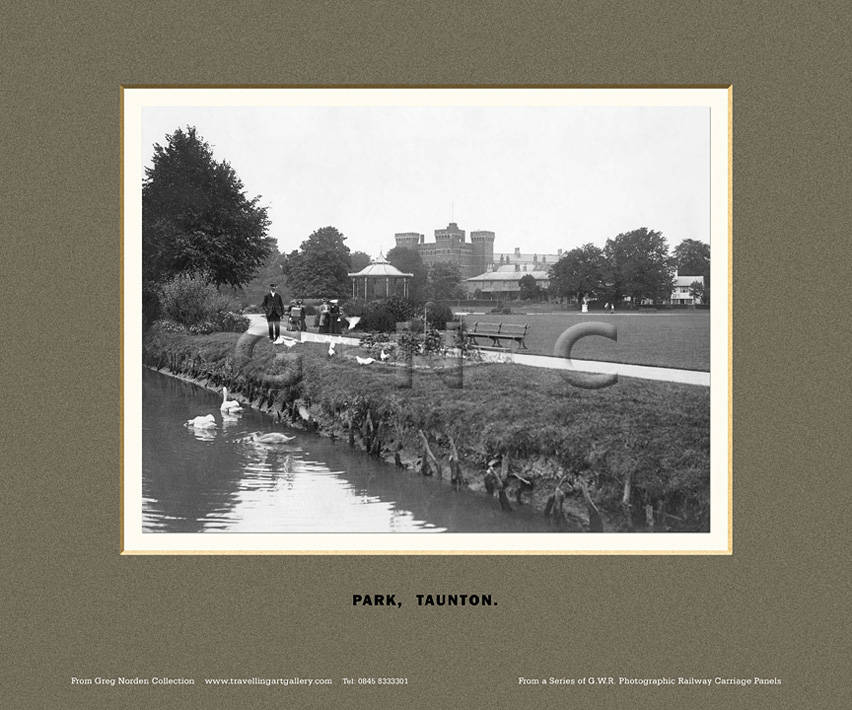 Taunton, Park - Great Western Railway