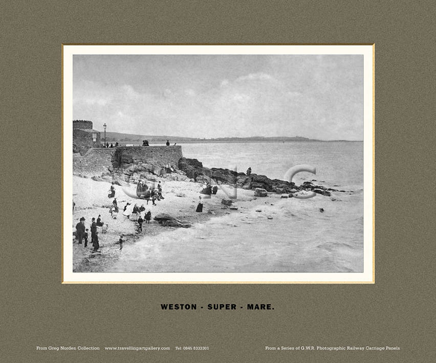 Weston-Super-Mare - Great Western Railway