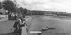 Barnstaple, River Tawe - Great Western Railway