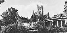 Bath Abbey - Great Western Railway