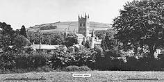 Buckfast Abbey - Great Western Railway
