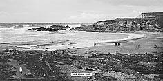 Bude, Maer Beach - Great Western Railway
