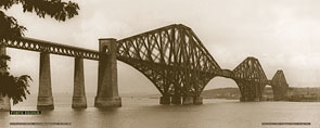 Forth Bridge - London Midland & Scottish Railway