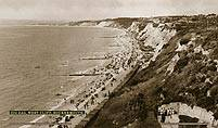 Bournemouth, Zig Zag, West Cliff - London Midland & Scottish Railway
