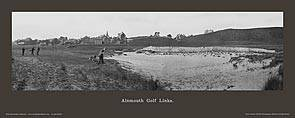 Alnmouth Golf Links  - North Eastern Railway