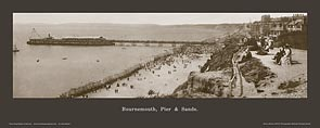 Bournemouth, Pier & Sands - North Eastern Railway