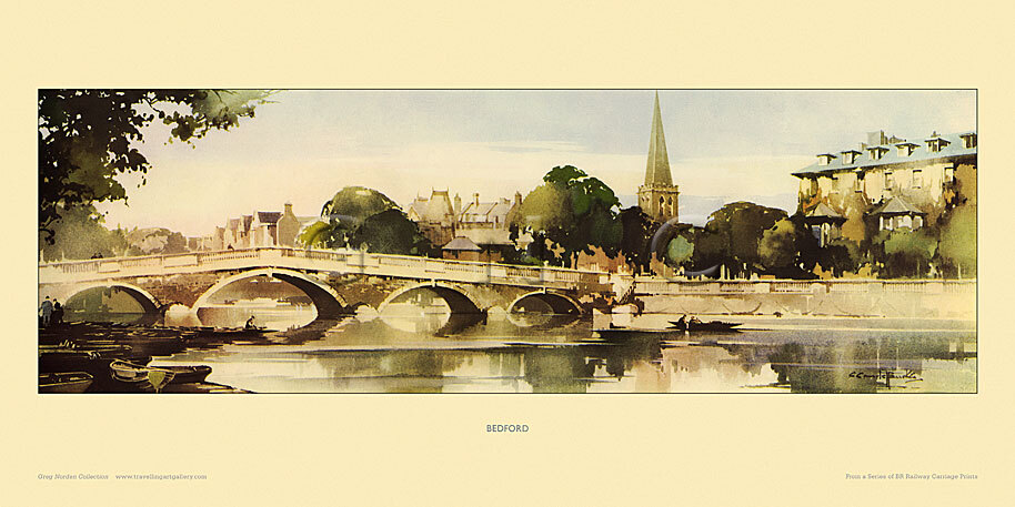 Bedford by Claude Buckle