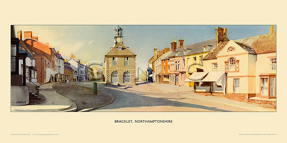 Brackley by Charles Knight