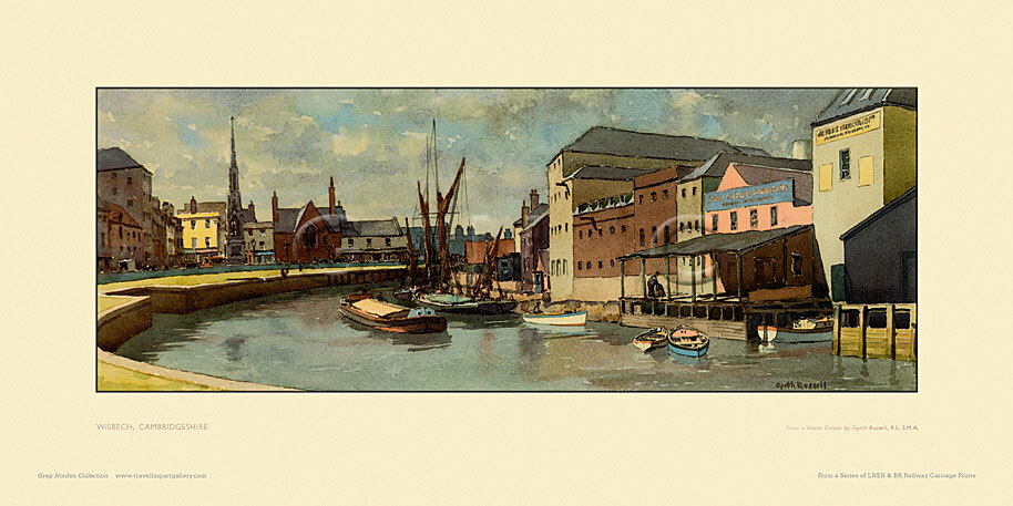 Wisbech by Gyrth Russell