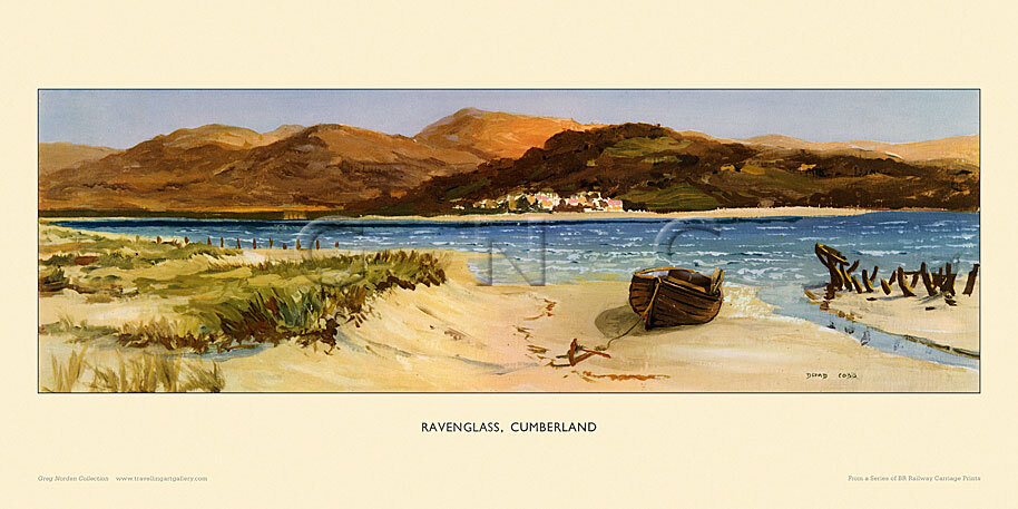 Ravenglass by Charles David Cobb