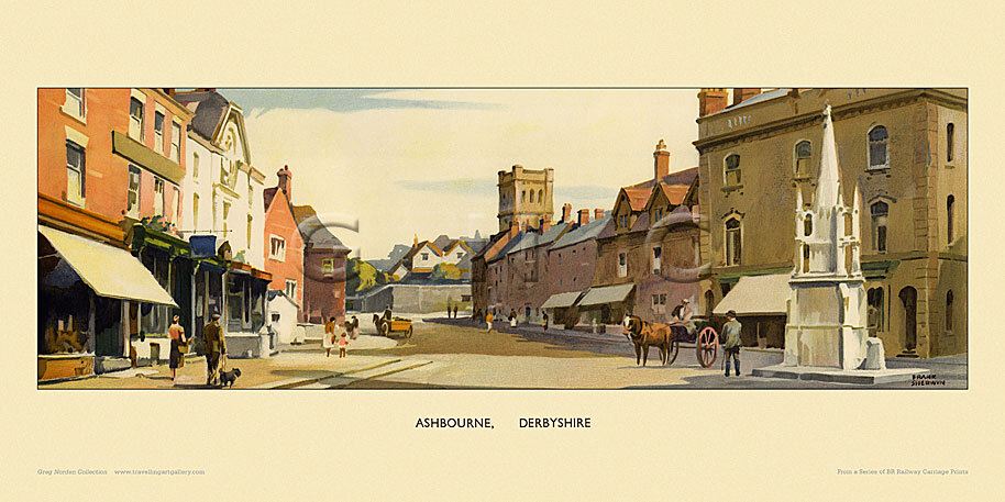 Ashbourne by Frank Sherwin