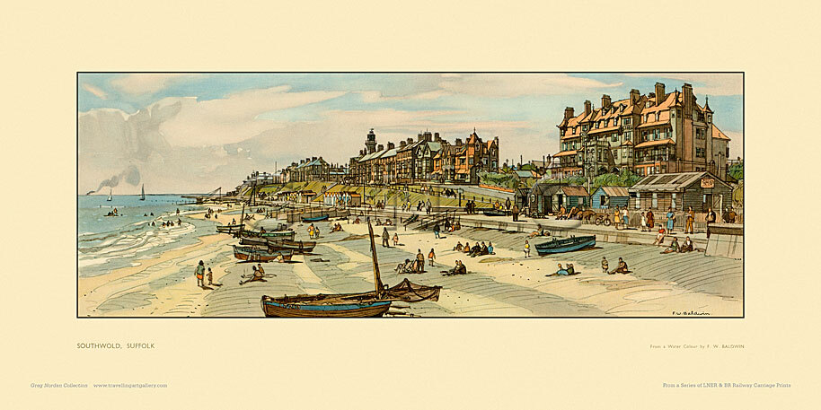 Southwold by Frederick William Baldwin