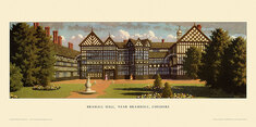 Bramall Hall, nr Bramhall by Ronald Lampitt