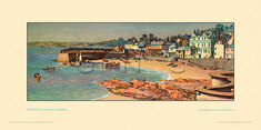 St Mawes, nr Falmouth by Gyrth Russell