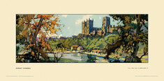 Durham Cathedral by Edwin Byatt