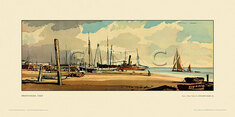 Brightlingsea by Rowland Hilder