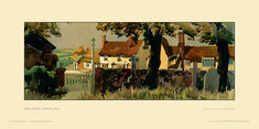 Great Easton, Dunmow by Frederick Donald Blake