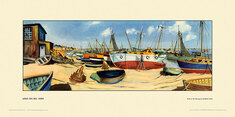 Leigh-On-Sea by Charles King