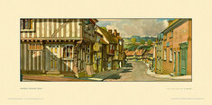 Saffron Walden by Frederick William Baldwin