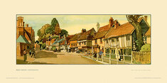 Much Hadham by Horace Wright