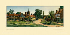 West Mill by Claude Grahame Muncaster