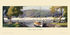 Coniston Water by Frank Sherwin