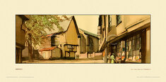 Norwich, Elm Hill by Harry Tittensor