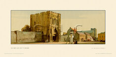Bury St. Edmunds, Old Abbey Gate by Harry Tittensor