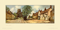 Coxwold by Freda Marston