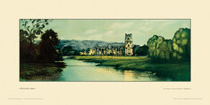 Fountains Abbey by Frank Henry Algernon Mason