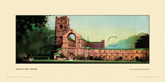 Fountains Abbey by Fred Taylor