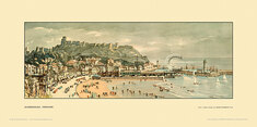 Scarborough by Sir Henry George Rushbury