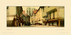 York, Petergate by Harry Tittensor