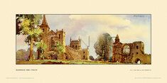 Dunfermline Abbey by Jack Merriott