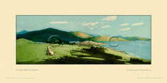 Holy Loch from Dunoon by William Lee-Hankey