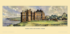 Culzean Castle, nr Maybole by Kenneth Steel