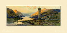 Loch Shiel by Ernest William Haslehust