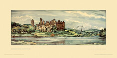 Linlithgow Palace by Kenneth Steel