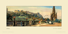 Edinburgh by Edwin Byatt