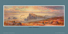 Cape Cornwall by Claude Montague Hart