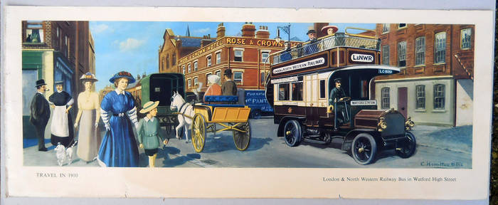 Orig Carriage Print