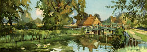 Constable Country [Flatform Mill] by Edwin Byatt