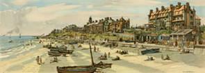 Southwold, Suffolk by F W Baldwin