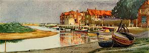 Blakeney, Norfolk by Acanthus